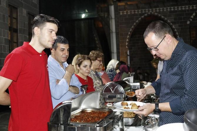 Gastroway heyeti Diyarbakır'ın yöresel ürünlerini beğendi
