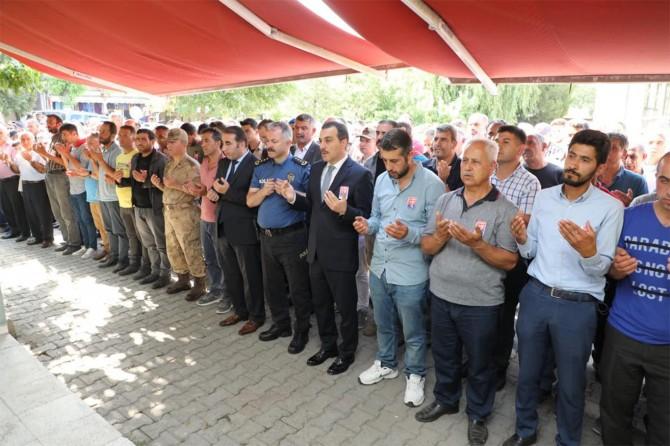 Kağızman'da PKK tarafından katledilen çobanın cenazesi toprağa verildi