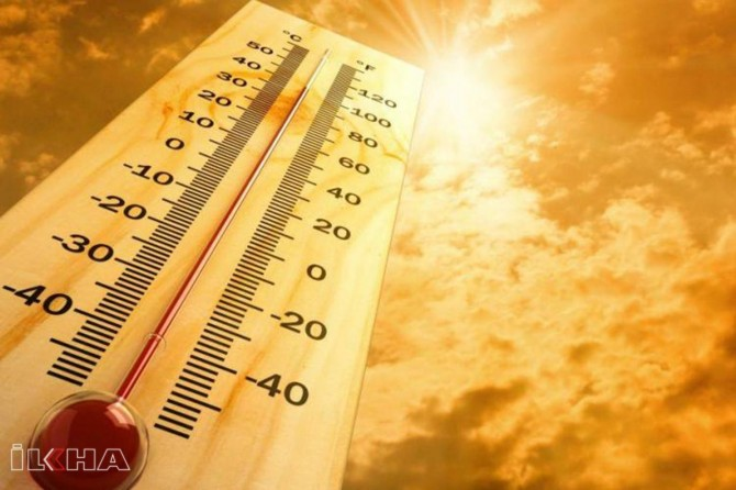Extreme hot weather is coming