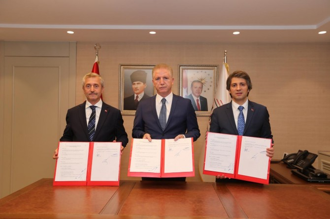 Gaziantep'te başarılı öğrencilere Bosna Hersek gezisi ödülü