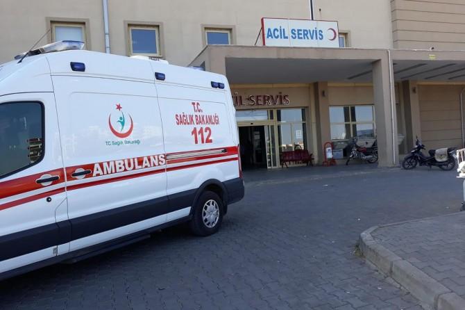 Viranşehir-Ceylanpınar Karayolu'nda kaza: 9 yaralı
