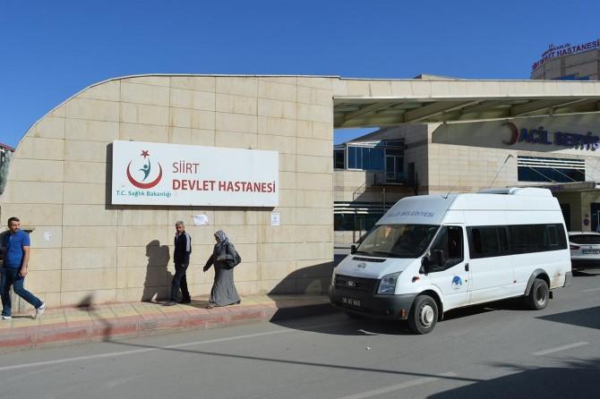 Siirt'in Baykan ilçesinde kaza: 1'i ağır 10 yaralı
