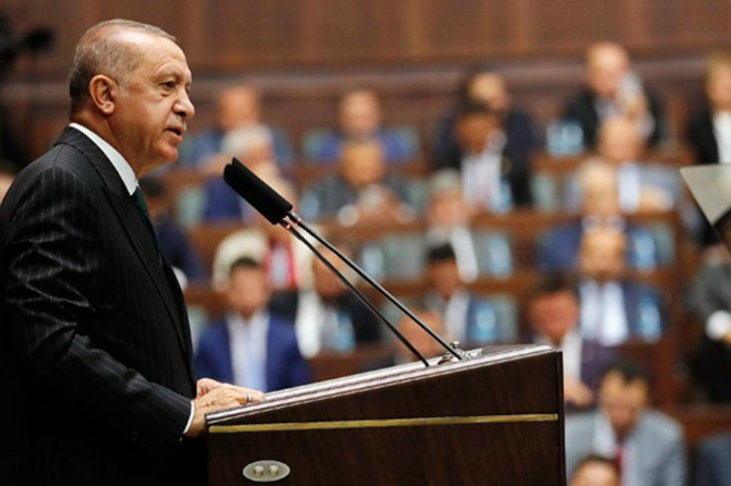 We continue with our multilateral searches regarding Turkey's security needs