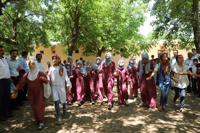 Mardin İl Müftülüğünden Kur'an kursu öğrencilerine yönelik etkinlik