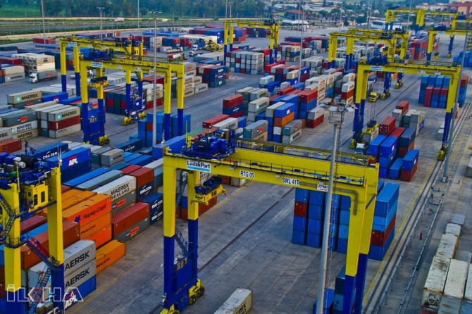 Turkey's exports increased by 12 percent