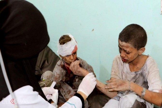Thousands of children killed or maimed in Yemen, UN says