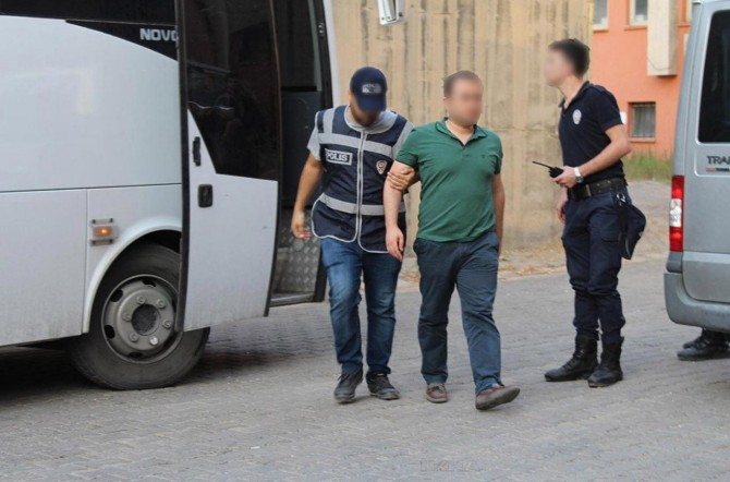 Mardin merkezli FETÖ operasyonu: 6 gözaltı