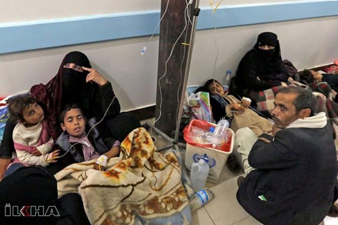Cholera kills 63 people in Yemen