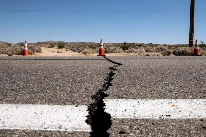 ABD'nin Kaliforniya eyaletinde 6,9'luk deprem
