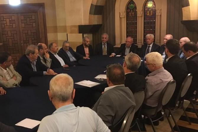 Filistinli gruplardan birlik çağrısı