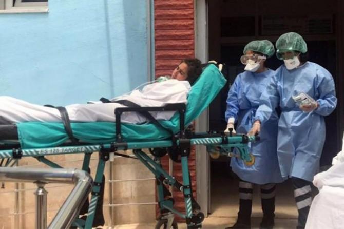 Ulaş'ta tarım ilacından 15 işçi zehirlendi