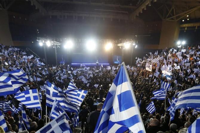 Yunanistan'da seçimlerini Kiriakos Miçotakis kazandı