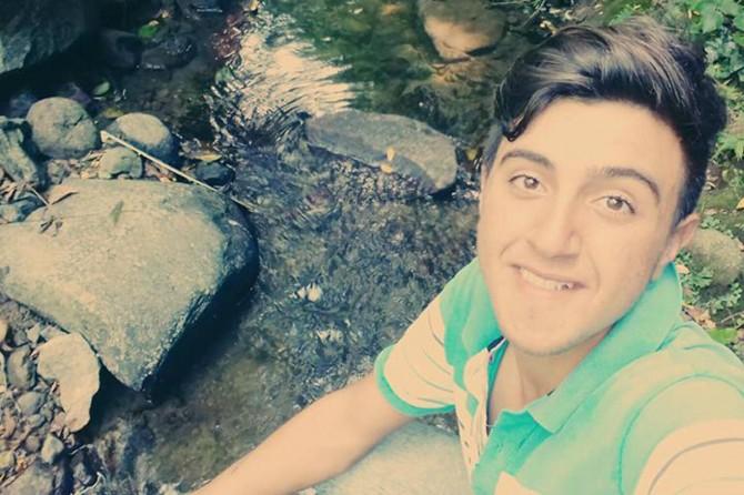 Yazıhan'da serinlemek için suya giren genç boğuldu