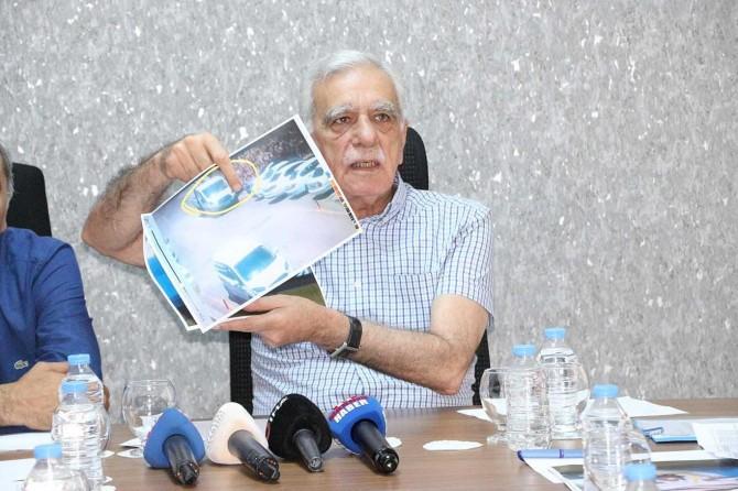 Ahmet Türk'ten gündemdeki iddialara açıklama