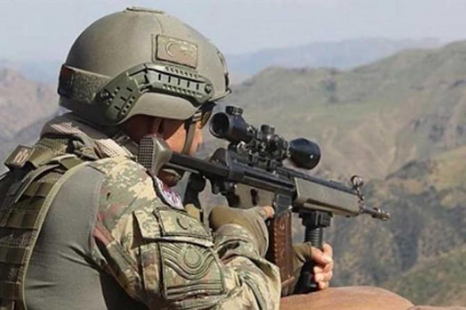 Lice kırsalında 2 PKK'li öldürüldü