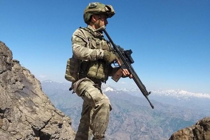 Ovacık'ta 5 PKK'li öldürüldü