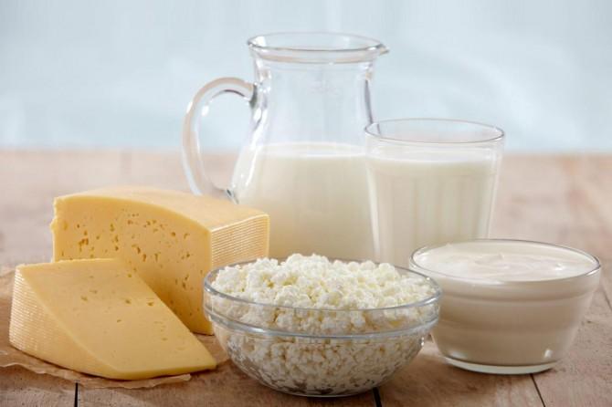 Süt ve süt ürünü üretimi azaldı