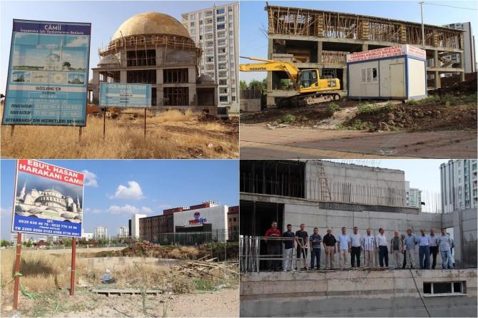 Diyarbakır Büyükşehir Belediyesinden yıkım kararı verilen camilerle ilgili korsan mesaj