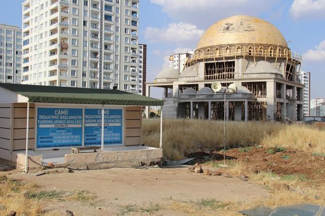 Cami alanında imar değişikliği yapılması belediyenin neyi amaçlandığına işaret etti