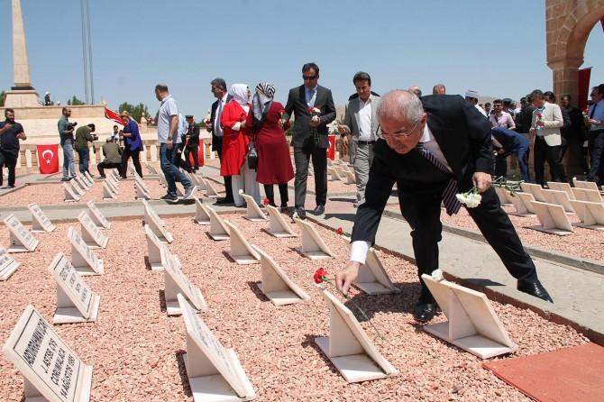 Mardin'de 15 Temmuz anma etkinlikleri başladı