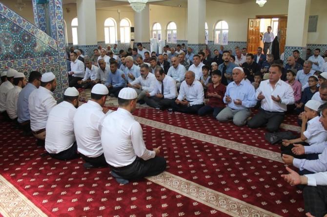 Silopi'de 15 Temmuz şehitleri adına Kürtçe ve Türkçe Mevlit okutuldu