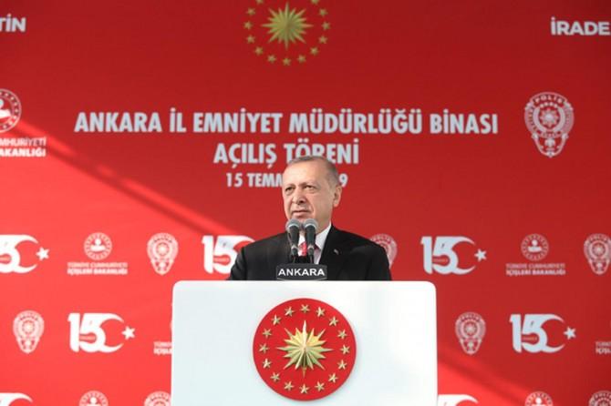 Cumhurbaşkanı Erdoğan'dan S-400 açıklaması: Alamazlar dediler