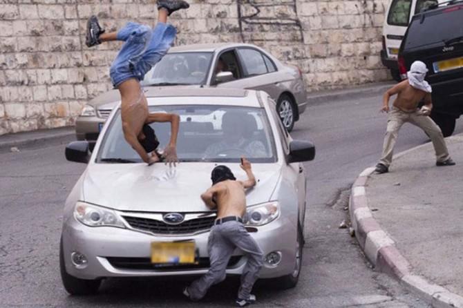 Siyonist sürücünün çarptığı Filistinli çocuk şehid oldu