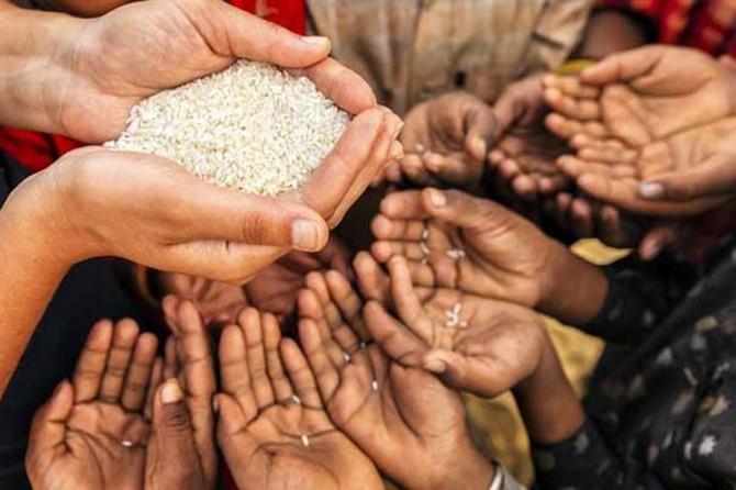 BM: Dünya genelinde 821 milyon kişi açlık tehdidi altında