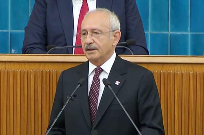 Kılıçdaroğlu: AB yaptırım uygulayacakmış bunu kabul etmiyoruz