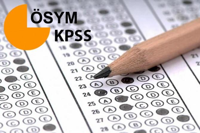 KPSS soruları ve cevapları yayımlandı