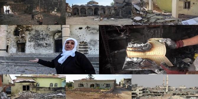 PKK ve siyasi uzantılarının cami düşmanlığı yeni değil