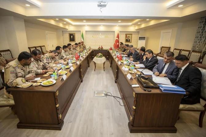 Türkiye ile İran arasında hudut toplantısı