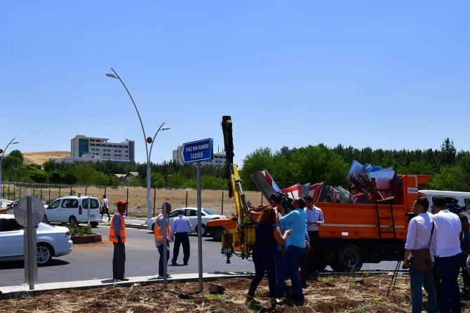 Diyarbakır Valiliğinden HDP'li belediyeye suç duyurusu