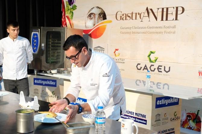 Gastronomi dünyası Gaziantep'te bir araya gelecek