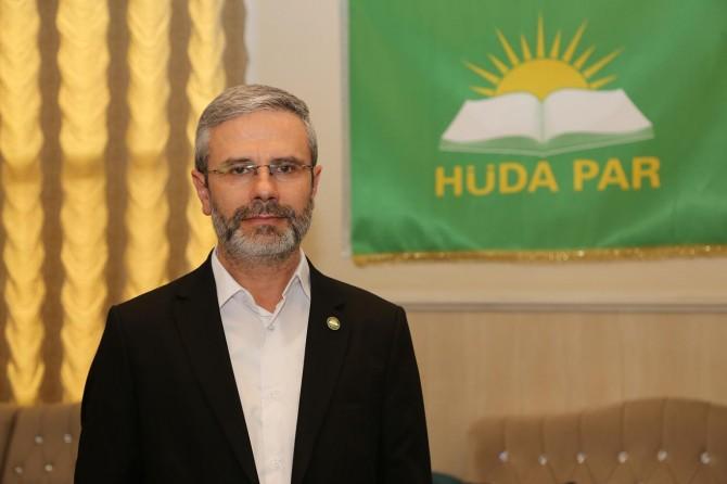 HÜDA PAR'dan Erbil'deki saldırıya kınama