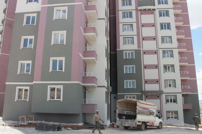 Mardin'de konut satışları