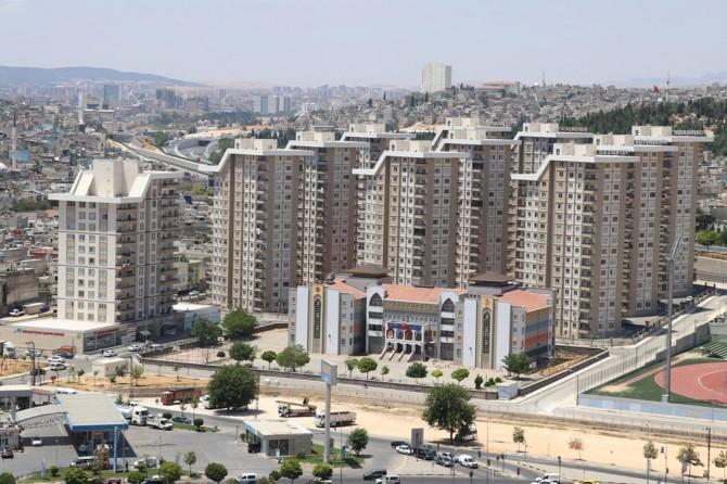 Gaziantep'te konut ve kiralık ev fiyatları uçtu