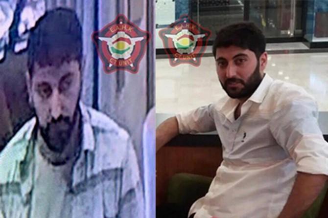 Erbil'deki saldırganlardan birinin kimliği tespit edildi