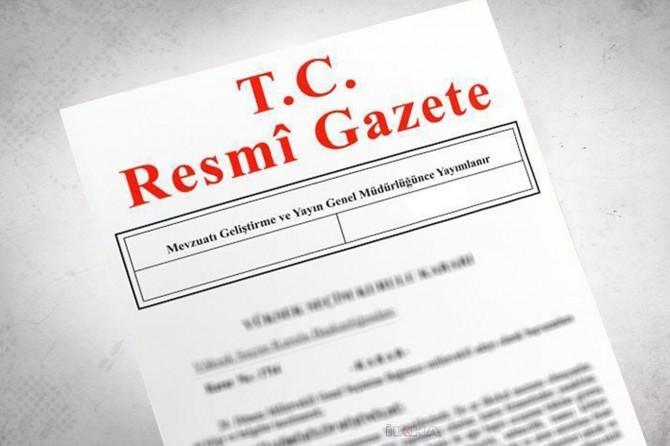 Meclis'te kabul edilen Torba teklif Resmi Gazete'de yayımlandı