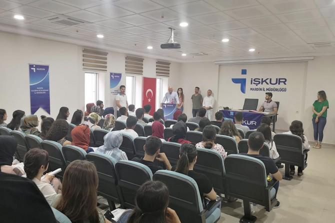 Mardin İŞKUR'dan MEGİP kursu