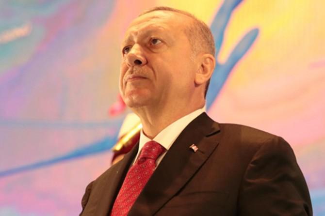 """Cumhurbaşkanı Erdoğan'dan """"Kıbrıs'ın zenginlikleri"""" mesajı"""