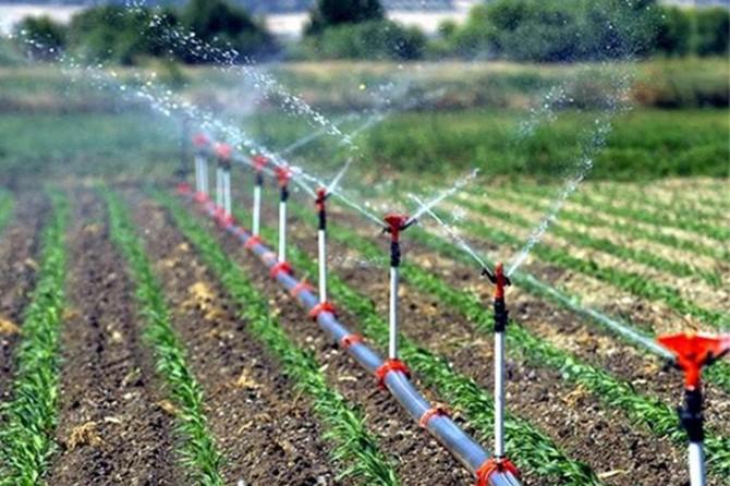 Ege'de yaklaşık 2 milyon 300 bin dönüm arazi suyla buluştu