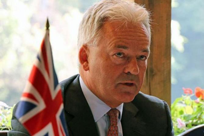 İngiltere'nin Avrupa Bakanı istifa etti