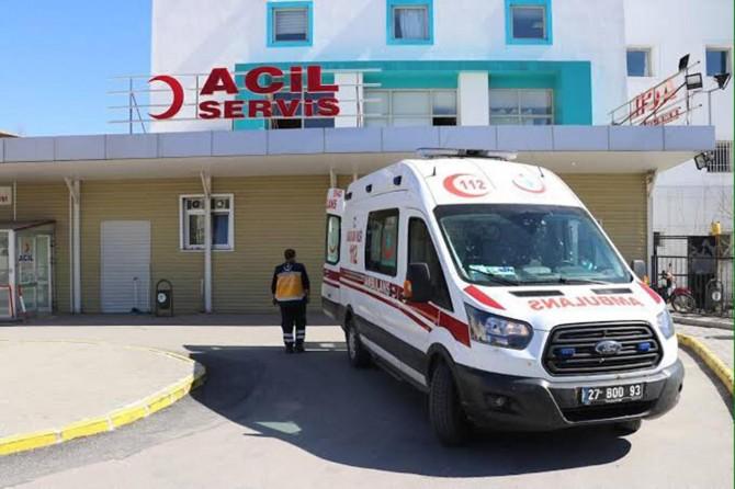 Gaziantep Şehitkamil'de otomobilin çarptığı şahıs hayatını kaybetti