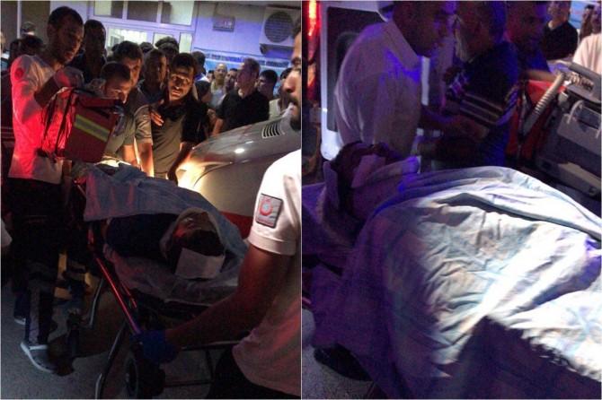 Rocket hits Turkey's Ceylanpinar