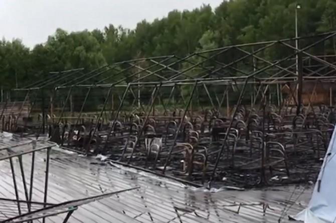 Rusya'da çocuk kampında yangın: 4 ölü 10 yaralı