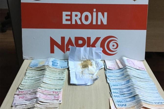 Bitlis'te uyuşturucu satıcılığından 1 kişi tutuklandı