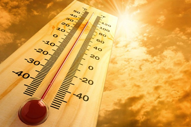 Almanya'da sıcaklar rekor kırdı