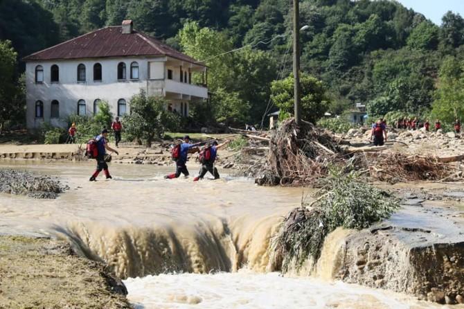 Akçakoca'da 1 çocuğun daha cesedine ulaşıldı