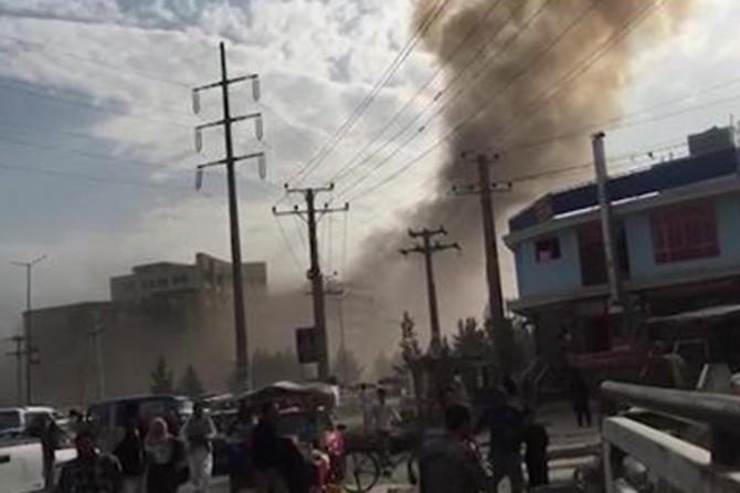 Afganistan'da bombalı saldırı: 20 ölü 50 yaralı